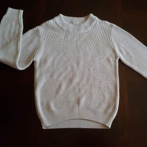 H & M Ribbed Crewneck Sweater for Girl 8-10 years